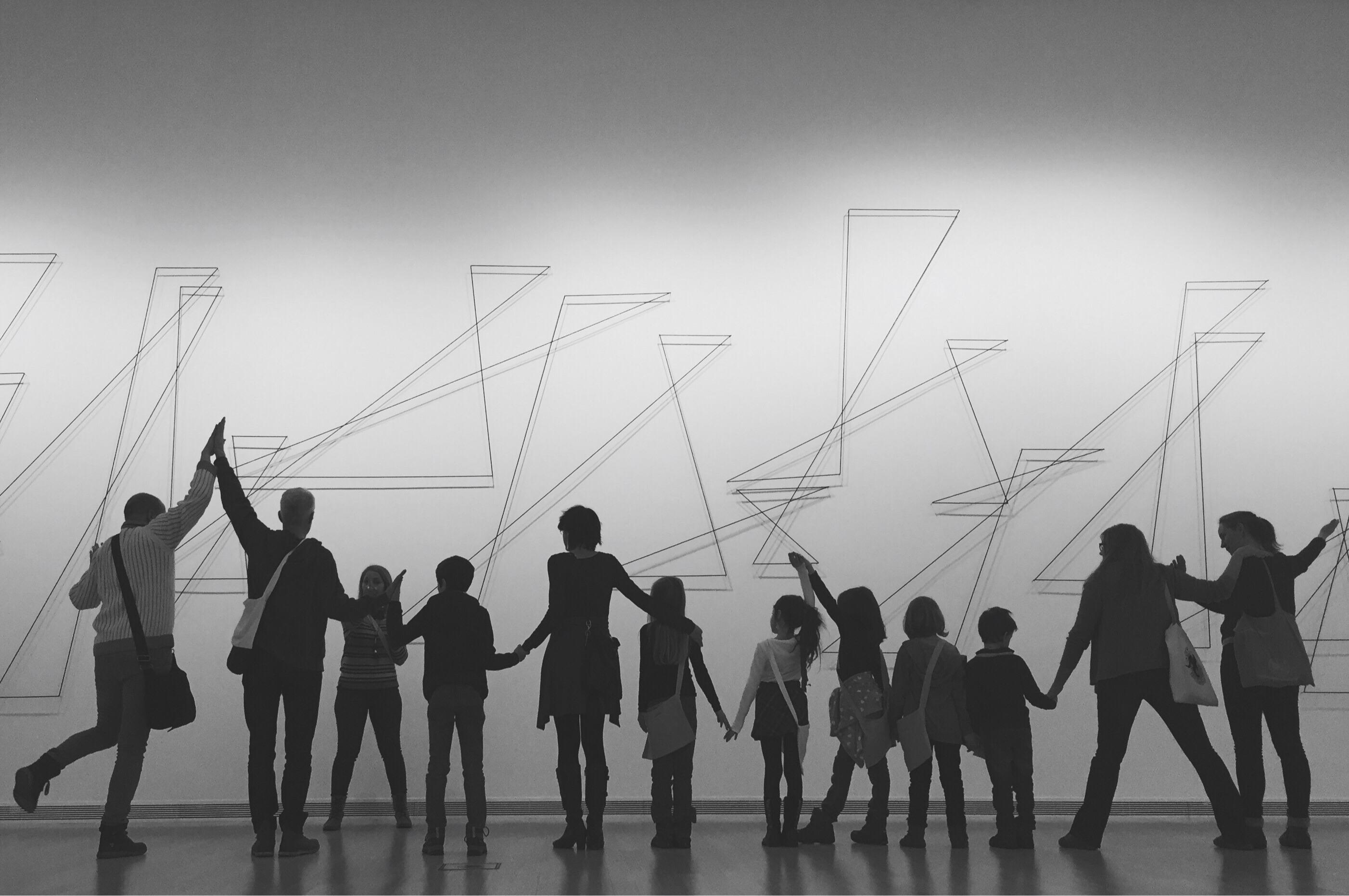 Modern Art Workshops // Modernintaiteen työpajat