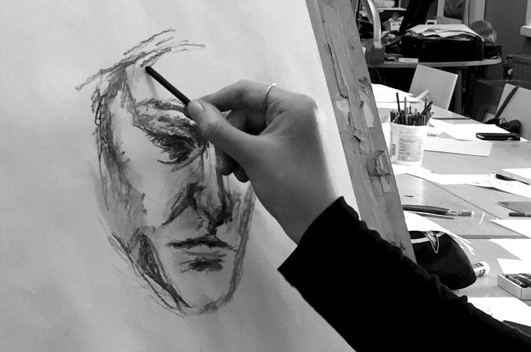Art Education at Upper secondary school