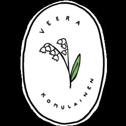 Veera Komulainen Logo